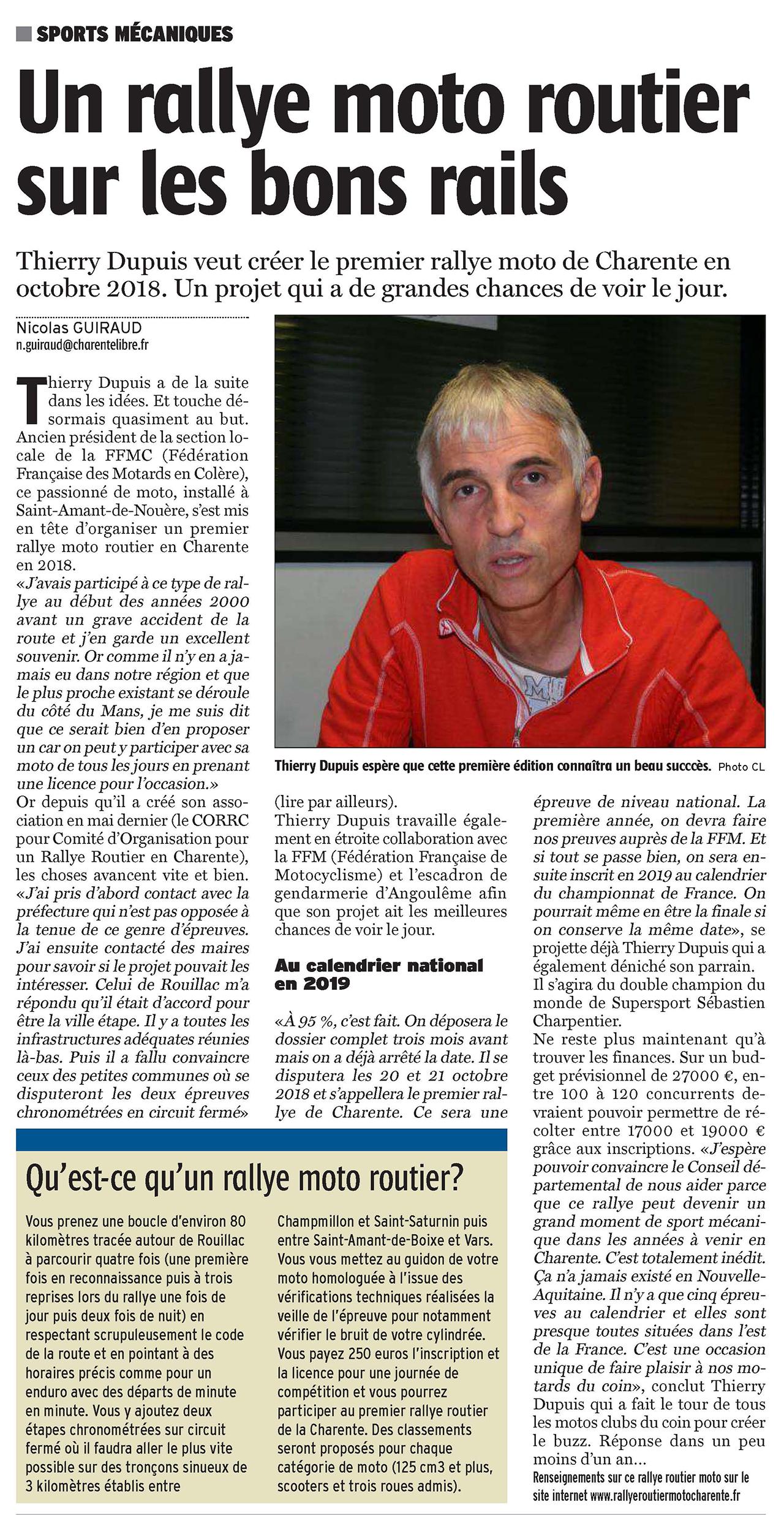 Charente Libre du 20/12/&è
