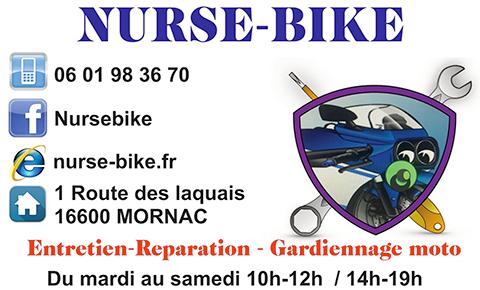 Nurse Bike